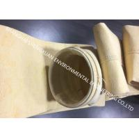 Buy cheap Ultra Fine Fiberglass Filter Bag Element For 650 m3 Blast Furnace Dry Gas Cleaning Plants from wholesalers