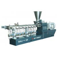 Buy cheap SJZS 65 double screw extruder concal twin screw and cylinder product