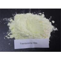 China High Purity Trenbolone Hexahydrobenzylcarbonate Powder Parabolan CAS: 23454-33-3 Light Yellow on sale