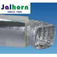 Buy cheap RAF-P Rectangular Insulated Flexible Duct product