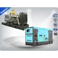 China Open Soundproof In line 4 Cycle Diesel Genset Low Compression Ratio on sale