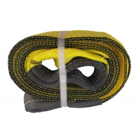 Buy cheap Wheel straps for towing car tow rope super heavy duty polyester tow strap from wholesalers