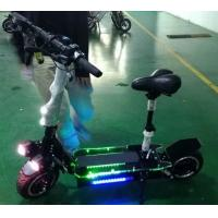 Buy cheap Portable 11 Inch Folding Motorized Scooter , Electric Folding Scooter For Adults from wholesalers