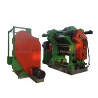 Buy cheap Three Four Roll Rubber Calender Equipment , Rubber Calender Press Machine from wholesalers