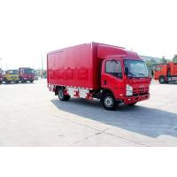 Buy cheap 4610*2310*2115 Commercial Refrigerated Van Truck For Transport Cargo from wholesalers