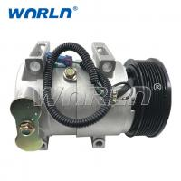 Buy cheap 24Volts Air Conditioner Pumps Vehicle A/C Compressors For Truck Delong X3000 8PK 135mm New Model from wholesalers