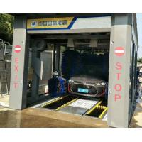 Buy cheap Automatic tunnel car washing centers/ Automated car washer with Dual Flat Belt Conveyor from wholesalers