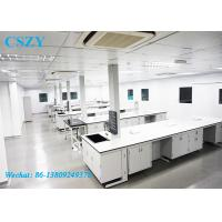 Buy cheap Rustless Polypropylene Lab Work Benches For Water Treatment System from wholesalers