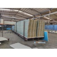 Buy cheap Rockwool Steel Sandwich Panel Trade Assurance Non Flammable Easy Installation from wholesalers
