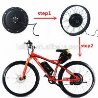 Buy cheap 50km / H High Speed Light Fat Bike , Fat Tires Bike Lithium Battery from wholesalers