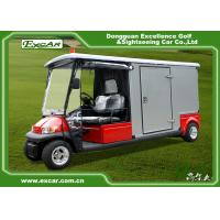 Buy cheap ADC 48V 5KW Electric Ambulance Car from wholesalers