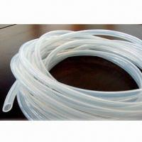 Buy cheap Medical Grade Transparent Silicone Tube, Platinum Vulcanize, Made of 100% Virgin Hose, No Smell from wholesalers