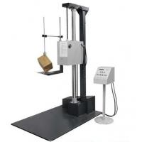Buy cheap 300 ~ 2500 Mm Packaging Drop Test Machine , Easy Operation Free Drop Tester from wholesalers