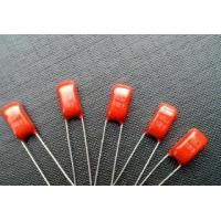 Buy cheap Miniaturized Metallized Polyester Film Capacitor (EF5)(Mini Radial 5Mm) from wholesalers