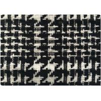 Buy cheap Black And White Houndstooth Tweed Fabric , 59 70 Acrylic 20 Polyester from wholesalers