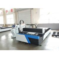 Buy cheap High Precision Laser Plate Cutting Machine , Fibre Optic Laser Cutting Machines from wholesalers