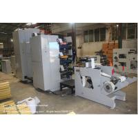 Buy cheap Automatic Varnish Laminated High Speed Flexo Printing Machine Adopts Tile Air Shaft from wholesalers