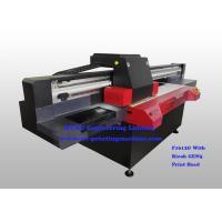 High Performance Flatbed Wide Format UV Printer For Laptop Decoration , Ricoh GEN5 Print Head