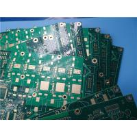 Buy cheap 3.7mm thick 24 Layer Multilayer PCB Built On High Temperature FR4 With 50 Ohm / 100 Ohm Impedance Control from wholesalers