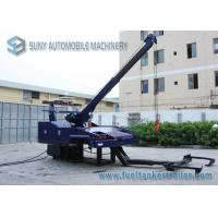 Buy cheap IND 10 Medium Duty Wrecker Towing Truck 9 Ton Boom 6 Ton Wheel Llift from wholesalers