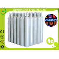 Buy cheap Industrial Ne Neon Gases UN 1065 CAS 7440-01-9 For Wave Meter Tubes from wholesalers