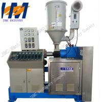 Buy cheap PC Light Diffuser Plastic Extrusion Machine 38CrMoAlA Nitriding Screw Material from wholesalers