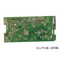 Buy cheap OSP Surface Treatment High TG PCB Board 6 Layer RoHs UL Approved product