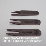 Buy cheap Cheap Golf Divot tools in bulk production, Custom Metal Golf Divot repairer tools from wholesalers