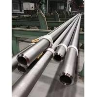 Buy cheap Anti - Corrosive Seamless Incoloy 825 Pipe Din 17458 2.4858 3 Inch SCH40S 6M from wholesalers