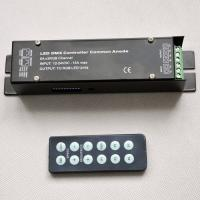 Buy cheap KooSion Remote LED Module DMX Controller 12-24VDC 3 channels from wholesalers