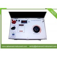 Buy cheap 25KVA Primary Current Injection Test Kit High Current Generator Instrument from wholesalers