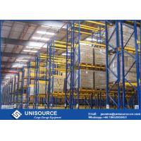 Buy cheap Muti - Tier Storage Pallet Rack Unisource High Space Optimizaion Design OEM from wholesalers