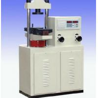 Buy cheap electronic power usage and load cell compression testing machine YES-300 300KN from wholesalers