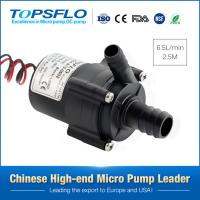 Buy cheap High quality submersible brushless electric 12v 24v dc micro water pump from wholesalers