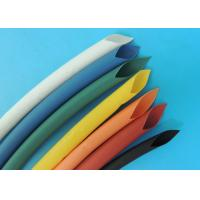 Buy cheap Flame-Retardant Halogen Free Polyolefin Heat Shrink Tubing Heat Shrinkable Tube For Electronics from wholesalers