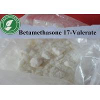 Buy cheap High Purity 2152-44-5 Pharmaceutical Raw Chemical Betamethasone 17-Valerate product