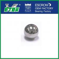 Buy cheap Chrome Steel Material Round Steel Balls Bearing Parts High Corrosion Resistance from wholesalers