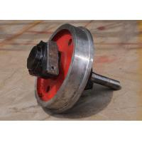 Buy cheap 300mm casting steel train wheel railway forged wheel on cranes from wholesalers