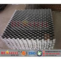 Buy cheap 309 Hex Mesh Grid Flue Gas Lines, 309 hexsteel, 309 hexmetal from wholesalers
