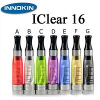 Buy cheap Authentic Innokin IClear 16 Clearomizer 1.6ml Dual Coil E Cigarette Atomizer iClear16 Clearomizer Fit Vision Spinner 2 from wholesalers