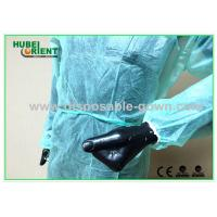 Buy cheap Non Sterilized Soft Disposable Scrub Jackets Nonwoven Environmentally Friendly from wholesalers