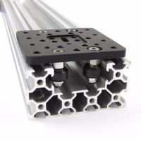 Buy cheap 2060 Linear Rail Aluminum Extrusion from wholesalers