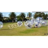 Buy cheap Outdoor Inflatable Bumper Balls Bubble Soccer For Interactive Games from wholesalers