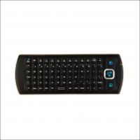 Buy cheap Portable Air Mouse With 2.4G Wireless Keyboard For Remoting Control Intellectual TV product