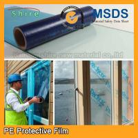Buy cheap Uv Blocking Window Glass Covering Film , Scratch Resistant Film For Glass Anti - Aging from wholesalers