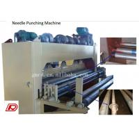 Buy cheap needle punching M/C techinical description of equipments from wholesalers