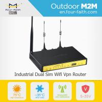 Buy cheap F3B32 wireless modem network routers 3g load balance dual sim card router from wholesalers