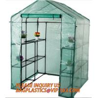 Buy cheap 280KPA,250KPA,220KPA,180KPA Hydraulic pressure and Small Size green houses for vegetable used,storage shed house garden from wholesalers
