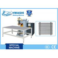 Buy cheap Stainless Steel Capacitor Discharge Welding Machine For Radiator Towel Rack Shelf from wholesalers