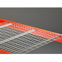 Buy cheap Steel Pallet Rack Wire Decking , Wire Mesh Storage Racks  Powder Coated 5 - 30 Levels from wholesalers